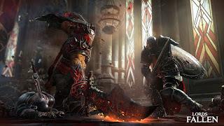 Lords of the Fallen - для тех, кто не ищет легких путей