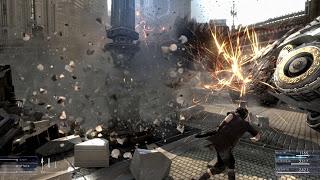 Final Fantasy XV - самый масштабный проект серии