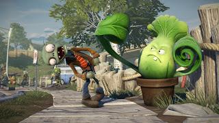 Plants vs  Zombie: Garden Warfare - растения выходят на тропу войны