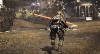Titanfall - эпичные сражения в недалеком будущем