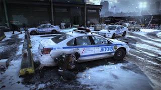 Tom Clancy's The Division - спасение Нью-Йорка доверено тебе