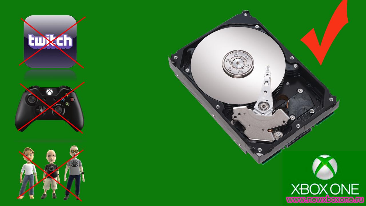 Над чем следует работать Microsoft в обновлениях прошивки Xbox One?