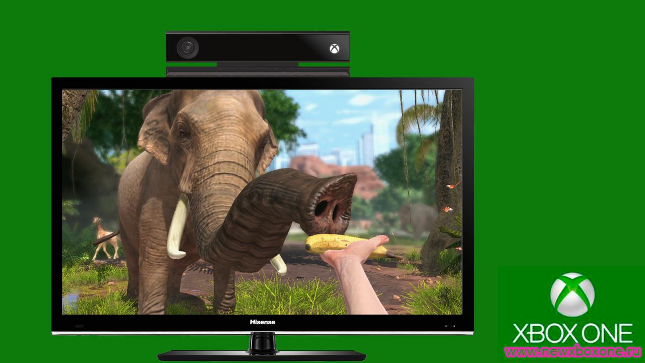 Наилучшее применение сенсора Kinect в играх для Xbox One