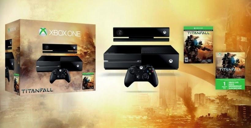Бандл Xbox One + Titanfall снят с производства
