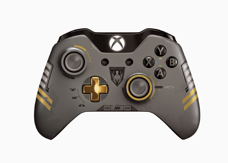 Геймпад для Xbox One в стиле Call of Duty: Advanced Warfare поступит в продажу 6 октября