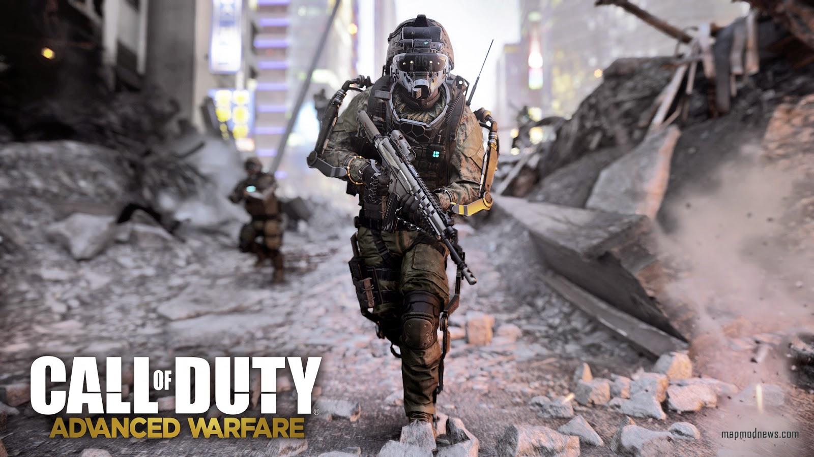 В Call of Duty: Advanced Warfare может появиться вид от третьего лица