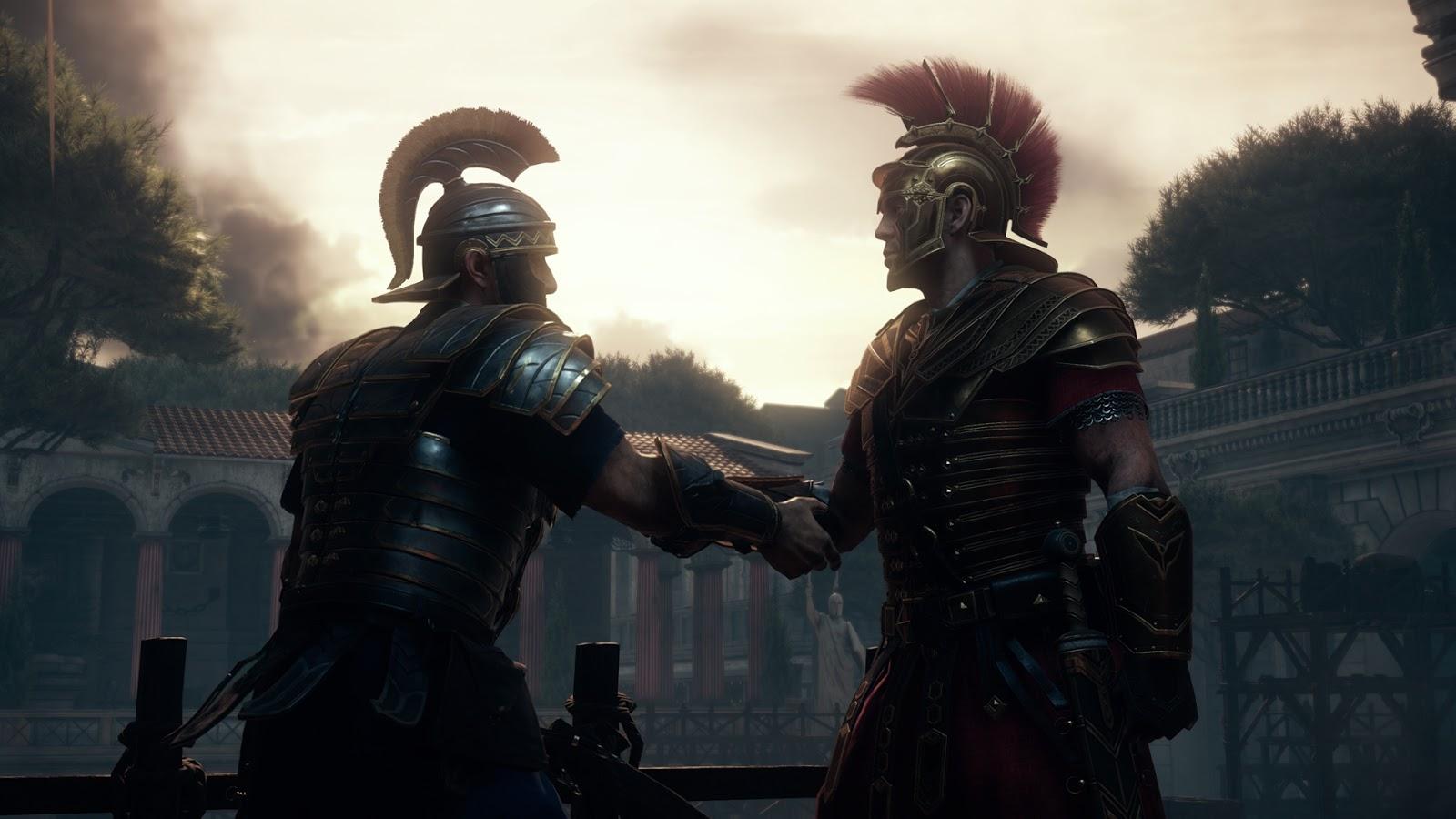 Игра Ryse: Son of Rome выйдет осенью на PC