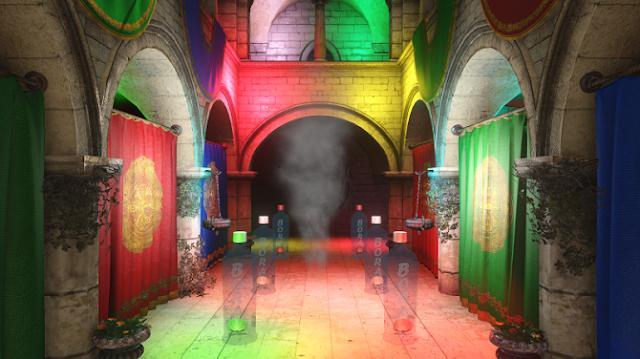 Подробности впечатляющей работы системы динамического освещения игры Sunset Overdrive