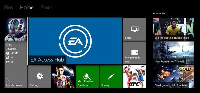 Сервис EA Access вышел из стадии бета-тестирования