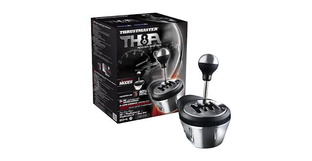Thrustmaster TH8A Add-On - первая коробка передач для Xbox One