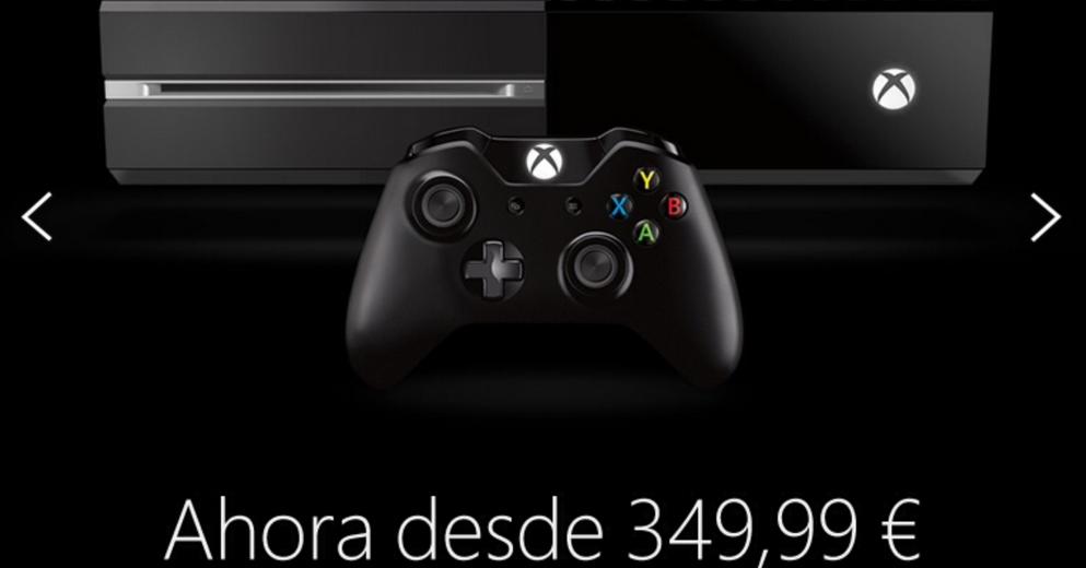 Компания Microsoft официально опровергла информацию о снижении цены на Xbox One до 349,99€