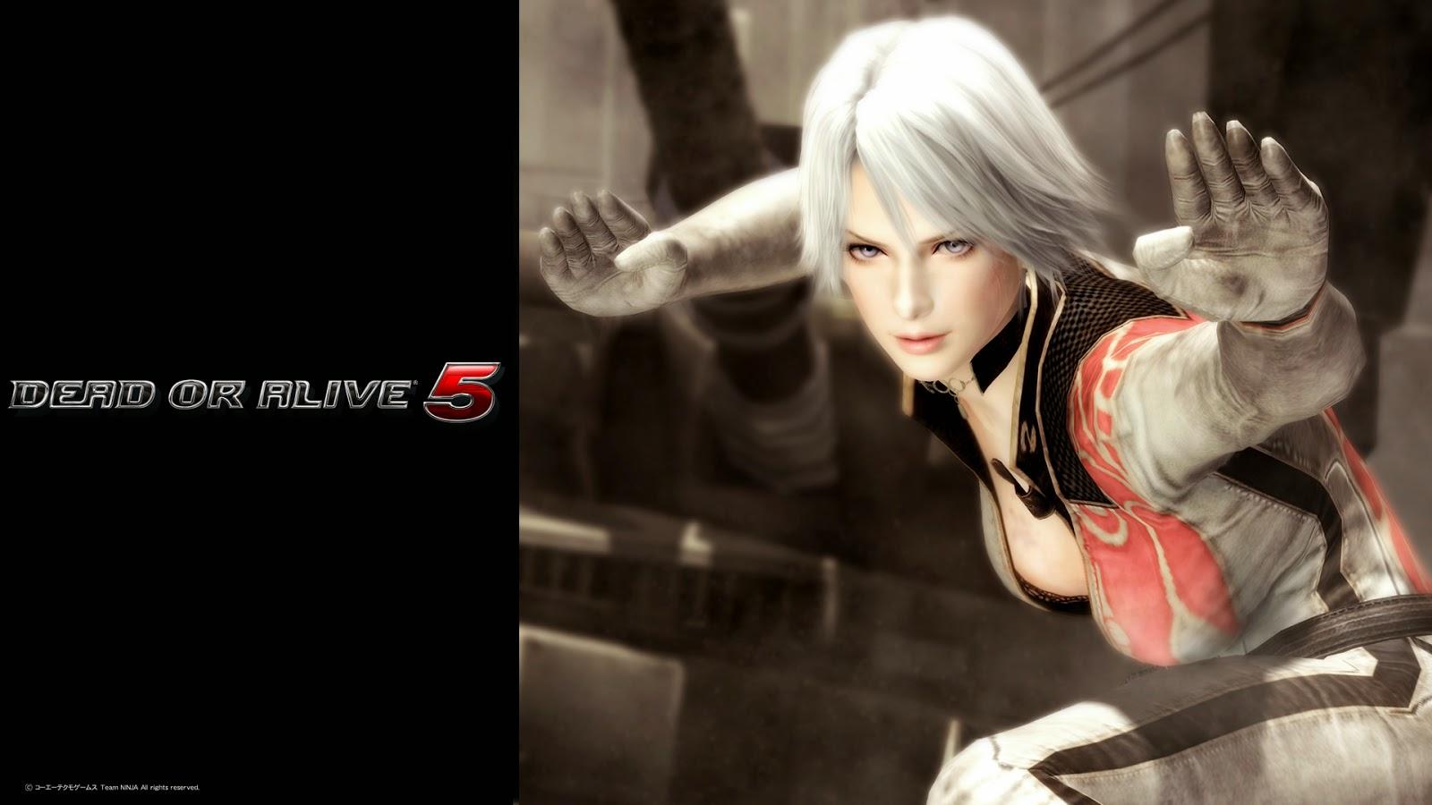 Весною 2015 года состоится релиз Dead or Alive 5 на Xbox One и Playstation 4