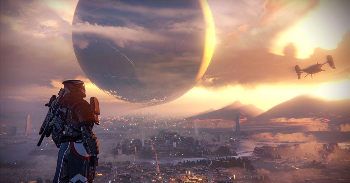 Фил Спенсер желает видеть разрешение 1080p в игре Destiny на Xbox One