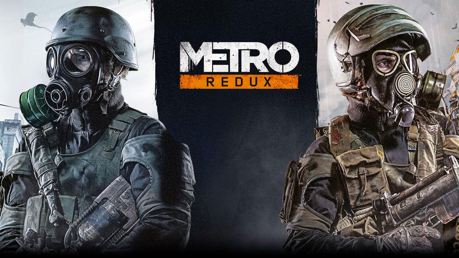 Сравнение графической составляющей игры Metro Redux на Xbox One, Playstation 4 и PC