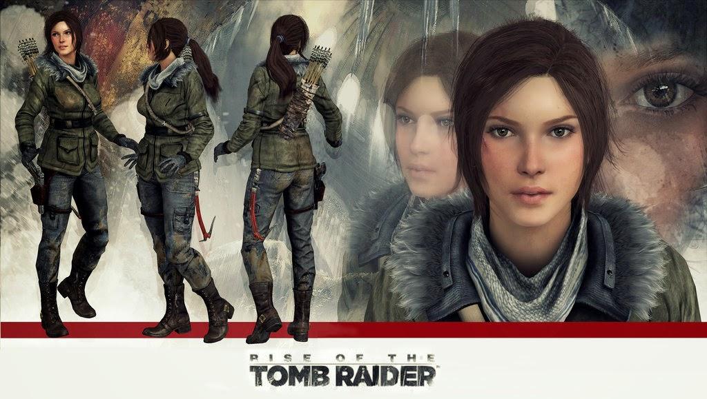 Компания Square Enix ответила на вопросы об эксклюзивности Rise of the Tomb Raider для Xbox