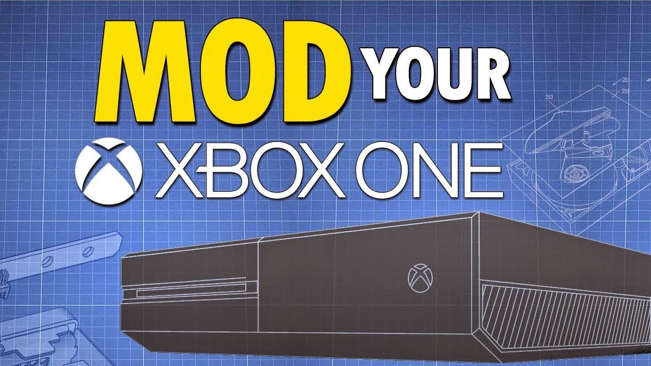 """""""Колхозный"""" моддинг приставки Xbox One"""
