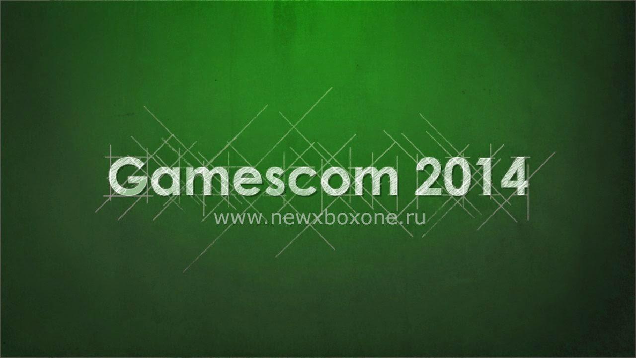 Итоги конференции компании Microsoft на выставке Gamescom 2014