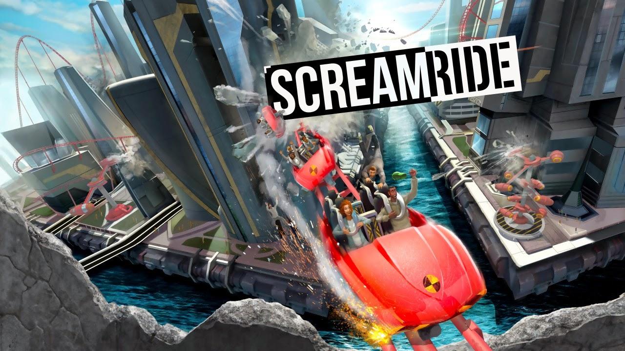 ScreamRide – первые подробности эксклюзивной игры для Xbox