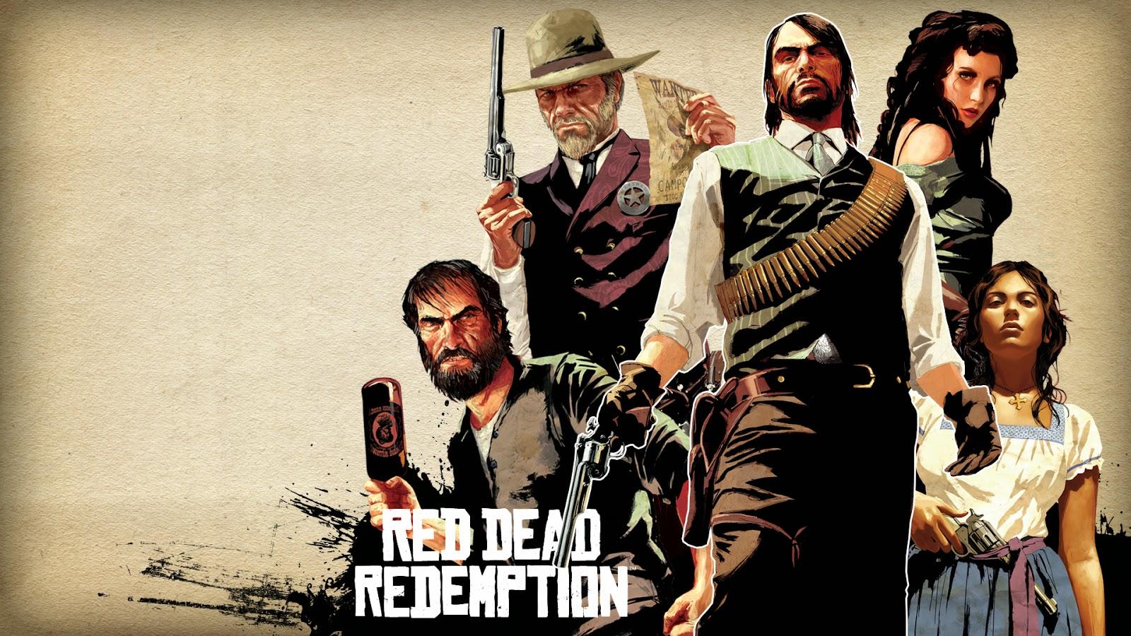 Множество факторов указывают на разработку Red Dead Redemption 2