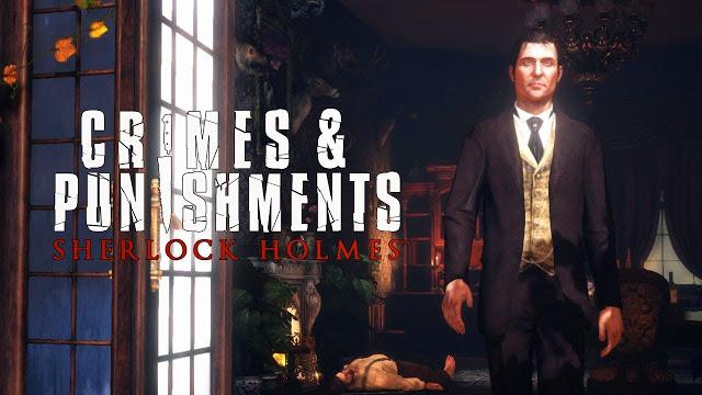 Версия игры Sherlock Holmes: Crimes & Punishments для Xbox One не получит русскую локализацию