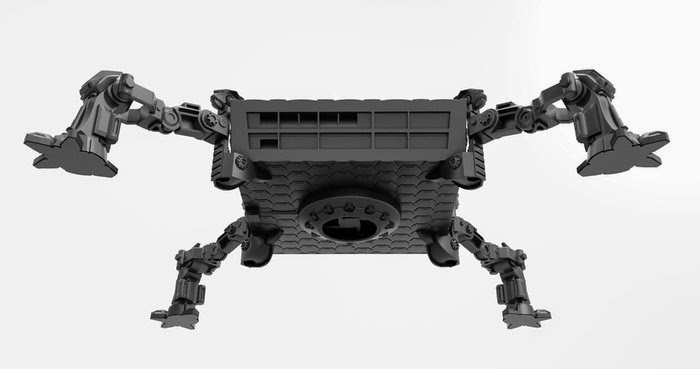 Комплект SID позволит сделать из Xbox One или Playstation 4 настоящего робота