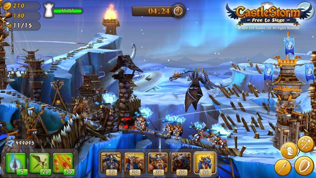 Игра CastleStorm: Definitive Edition для Xbox One поступит в продажу 23 сентября