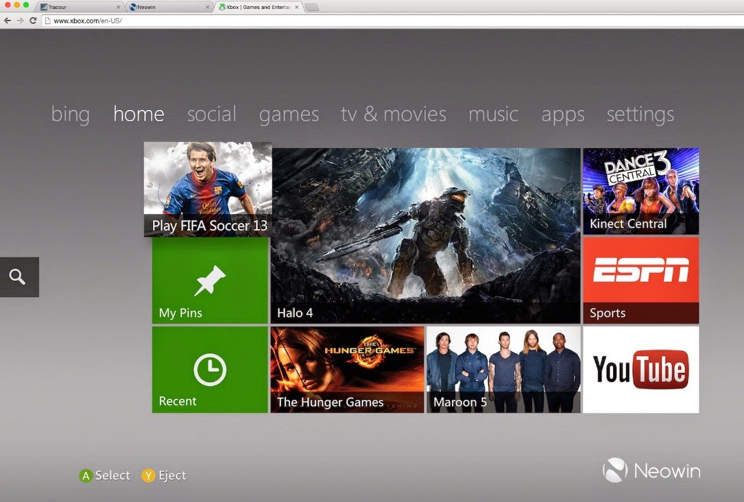 Компания Microsoft разрабатывает сервис стриминга игр Xbox через браузер