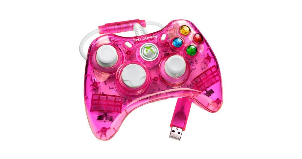 Геймпады Rock Candy для Xbox One стали доступны для предварительного заказа