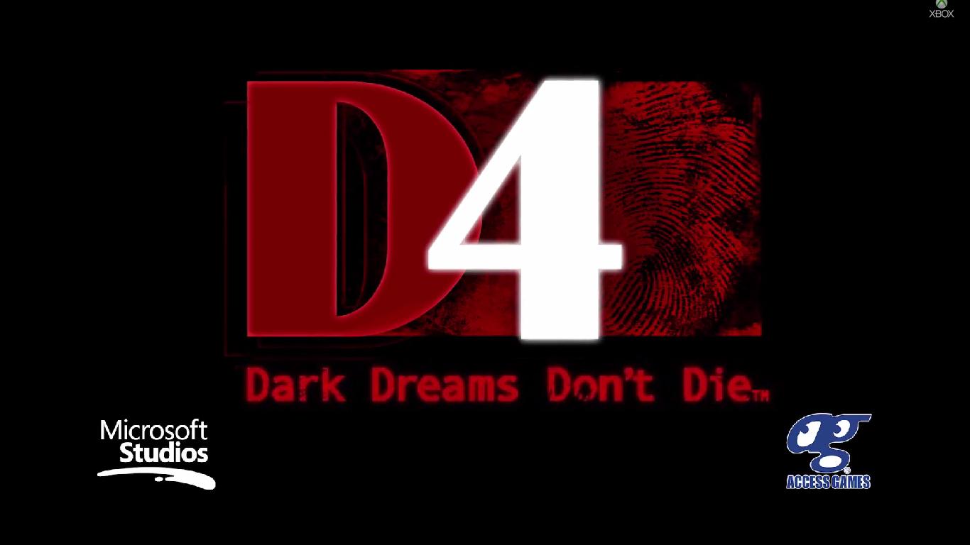 Эксклюзивная игра D4: Dark Dreams Don't Die для Xbox One поступит в продажу 19 сентября