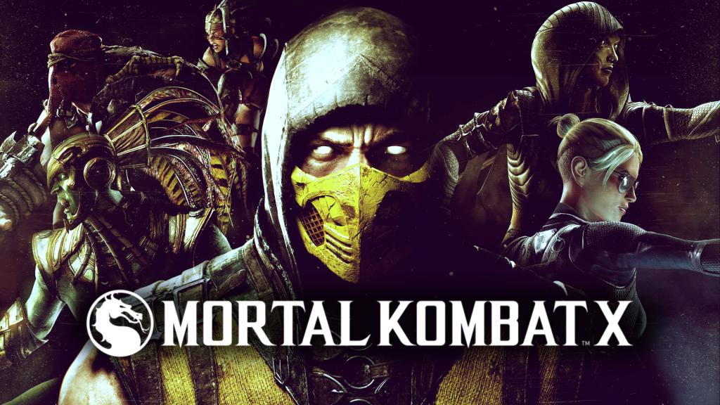 Дата выхода Mortal Kombat X назначена на 14 апреля 2015 года