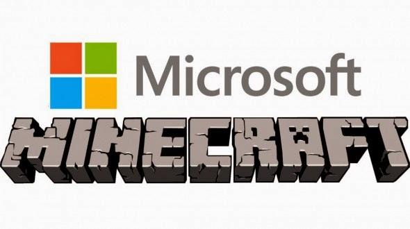 Официально: Студия Mojang станет частью корпорации Microsoft