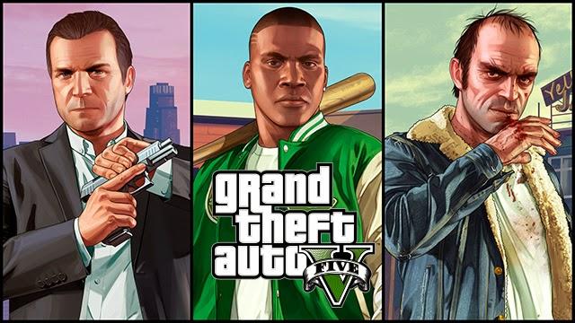 Объявлена дата релиза GTA 5 на Xbox One, Playstaion 4 и PC, а также отличия next-gen версии игры от оригинала