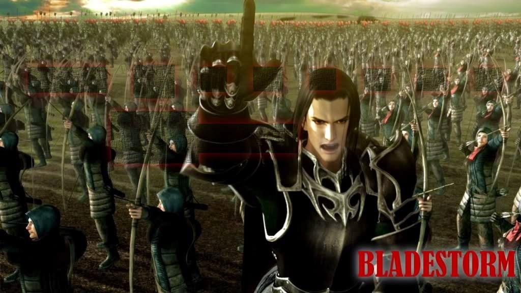 Игра Bladestorm: Nightmar поступит в продажу в Европе в начале 2015 года