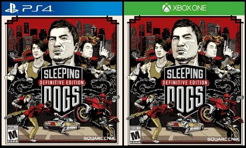 Полный список изменений версии игры Sleeping Dogs: Definitive Edition для Xbox One и Playstation 4