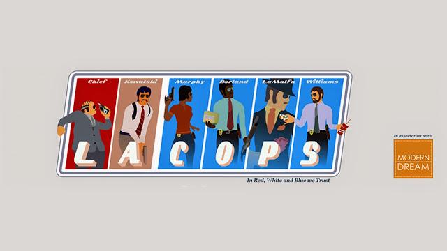 Игра LA Cops будет выпущена на Xbox One и Playstation 4