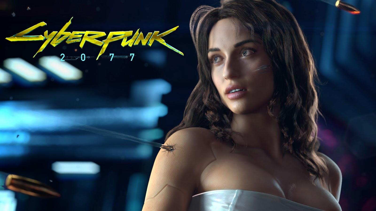 Релиз игры Cyberpunk 2077 запланирован на осень 2015 года