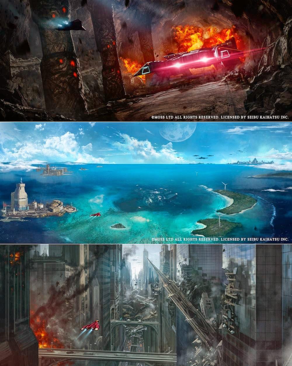 Анонсирована игра Raiden V для приставки Xbox One