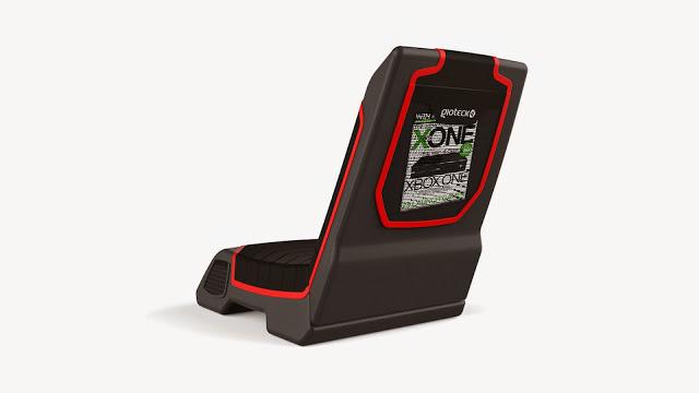 Инновационное кресло Giotech RC-3 поступит в продажу в октябре