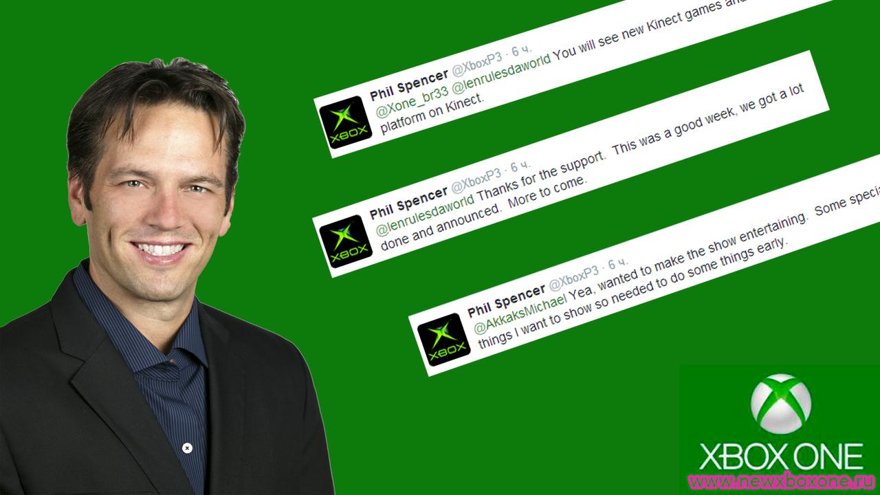 Фил Спенсер объявил, какие инди-проекты он хочет видеть на Xbox One