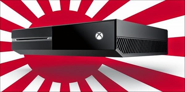 Продажи игр для Xbox One в Японии идут не лучшим образом