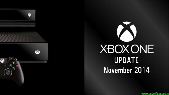 Ноябрьское обновление прошивки Xbox One, список изменений