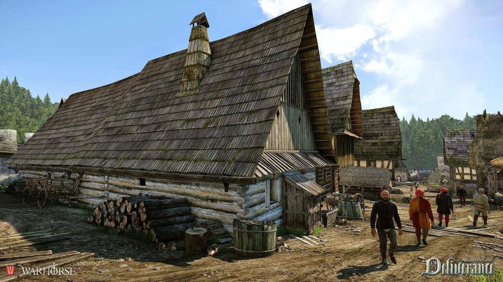 В данный момент игра Kingdom Come: Deliverance работает на Xbox One с показателем в 17 FPS