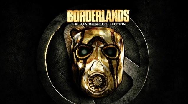 Анонсирован сборник Borderlands: The Handsome Collection для Xbox One и Playstation 4