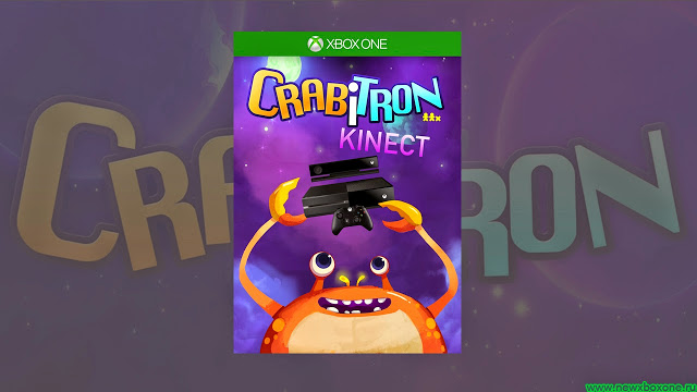 Летом состоится релиз необычной игры Crabitron для Xbox One Kinect