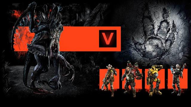 Сравнение графики в игре Evolve на Xbox One, Playstation 4 и PC