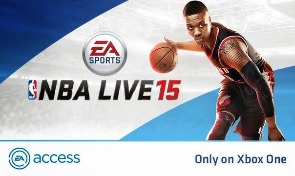 Новые бонусы для подписчиков EA Aceess: бесплатная игра NBA Live 15 и ранняя демо-версия Battlefield: Hardline