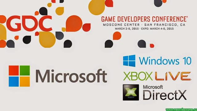 Компания Microsoft арендовала крупнейшие стенды на предстоящей выставке Game Developers Conference