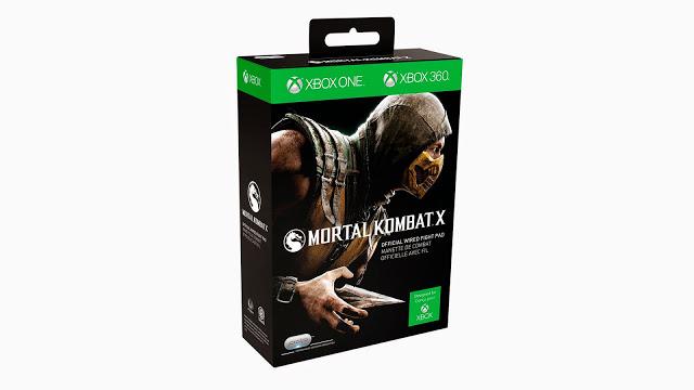 Раскрыты последние подробности специализированного геймпада для Mortal Kombat X