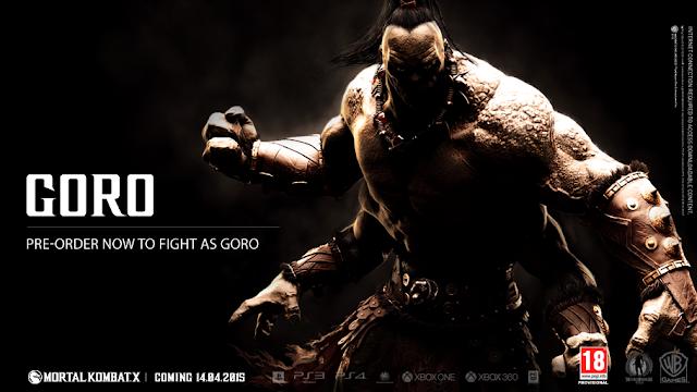Представлены 4 коллекционных издания игры Mortal Kombat X