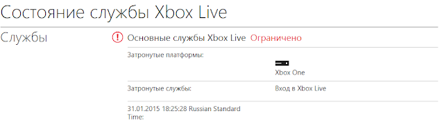 Пользователи Xbox One испытывают проблемы с сервисом Xbox Live из-за ошибки 0x80048834